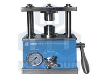 深圳科晶MSK-110液压纽扣电池封口机(betway备用总代)